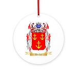 Weiller Round Ornament