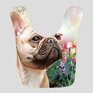 French Bulldog Painting Bib