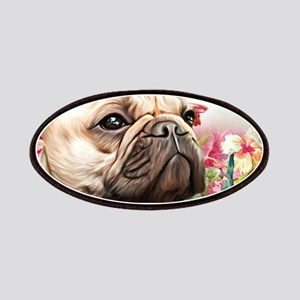 French Bulldog Painting Patch