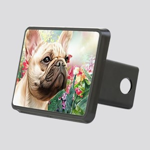 French Bulldog Painting Hitch Cover