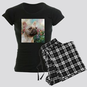 French Bulldog Painting Pajamas