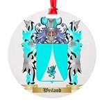 Weiland Round Ornament