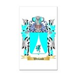 Weiland Rectangle Car Magnet