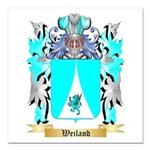 Weiland Square Car Magnet 3