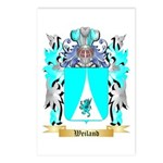 Weiland Postcards (Package of 8)