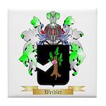 Weidler Tile Coaster