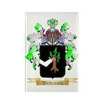 Weidemann Rectangle Magnet (10 pack)