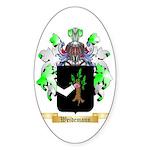 Weidemann Sticker (Oval)