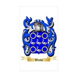 Weeve Sticker (Rectangle 10 pk)