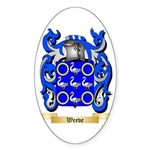 Weeve Sticker (Oval)