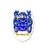 Weeve 20x12 Oval Wall Decal