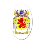 Weems 35x21 Oval Wall Decal
