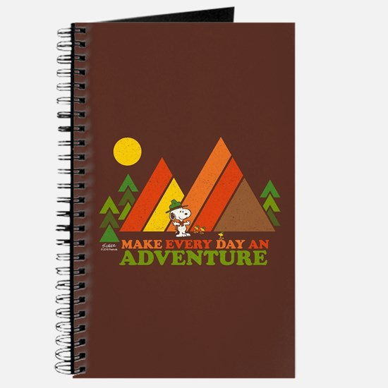 Snoopy-Make Every Day An Adventure Journal