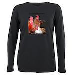 Chicken Black Caption T-Shirt
