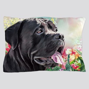 Cane Corso Painting Pillow Case