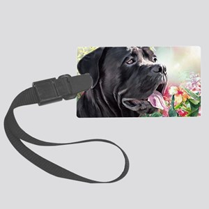 Cane Corso Painting Luggage Tag