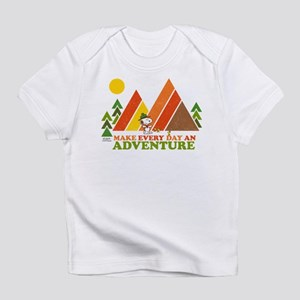 Snoopy-Make Every Day An Adventure Infant T-Shirt