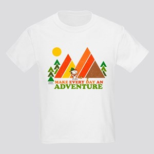 Snoopy-Make Every Day An Advent Kids Light T-Shirt