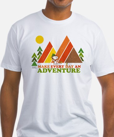 Snoopy-Make Every Day An Adventure Shirt