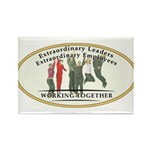 Extraordinary Leaders Magnets
