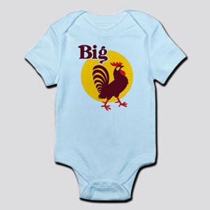 big rooster Body Suit