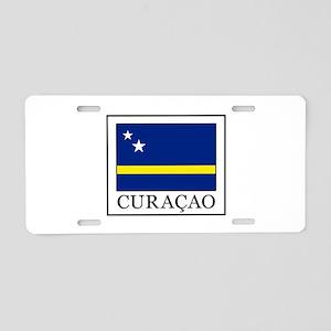 Curacao Aluminum License Plate