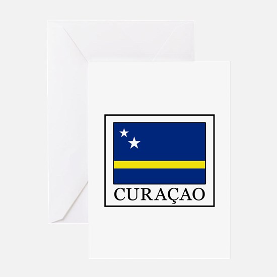 Curacao Greeting Cards