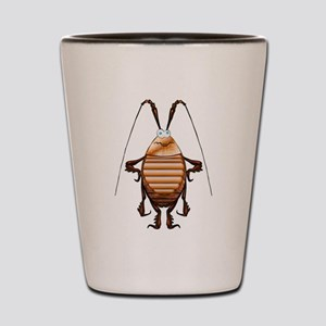 Cockroach 3D Cartoon Shot Glass