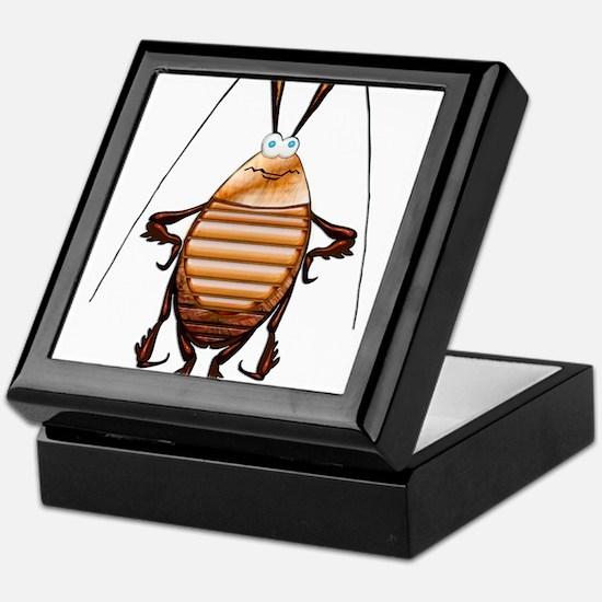 Cockroach 3D Cartoon Keepsake Box