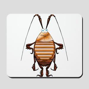 Cockroach 3D Cartoon Mousepad