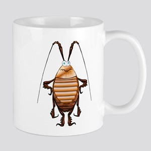 Cockroach 3D Cartoon Mugs