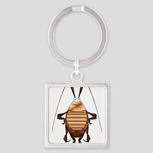 Cockroach 3D Cartoon Keychains