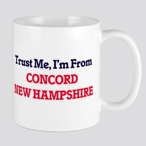 Trust Me, I'm from Concord New Hampshire Mugs