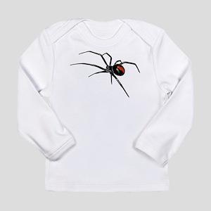 BLACK WIDOW SPIDER Long Sleeve T-Shirt