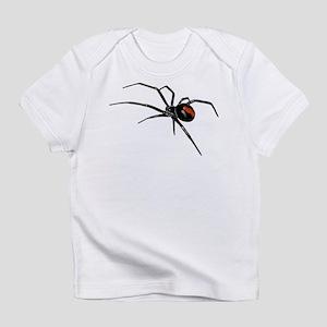 BLACK WIDOW SPIDER Infant T-Shirt