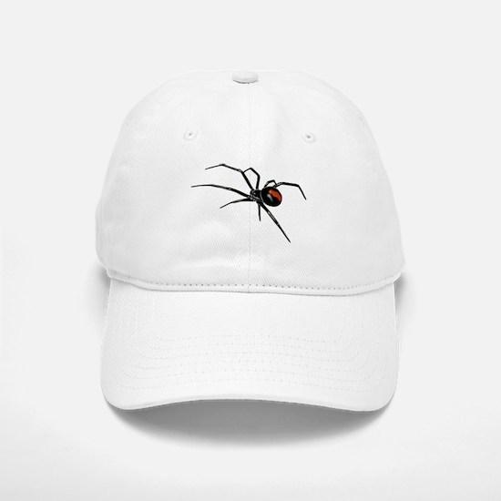 BLACK WIDOW SPIDER Baseball Baseball Cap