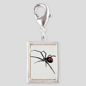 BLACK WIDOW SPIDER Charms