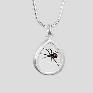 BLACK WIDOW SPIDER Necklaces