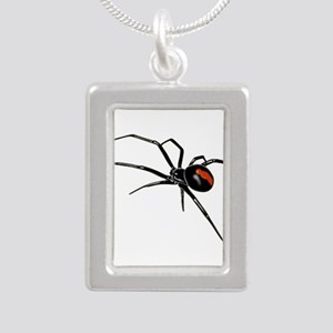BLACK WIDOW SPIDER Necklaces