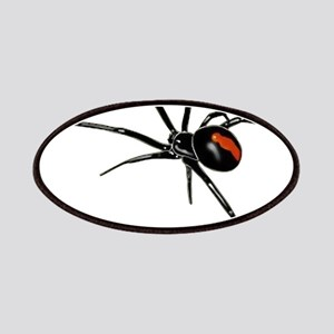 BLACK WIDOW SPIDER Patch