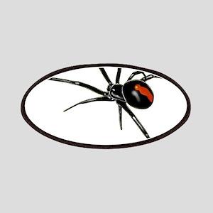 BLACK WIDOW SPIDER Patch