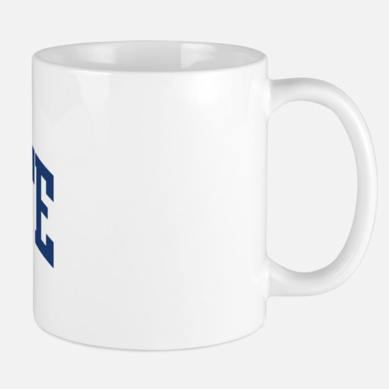RODARTE design (blue) Mug