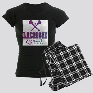 Lacrosse Teen/Girls Pajamas