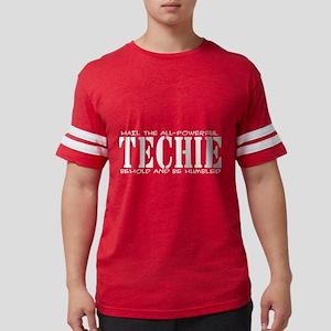 Hail the Techie Women's Dark T-Shirt