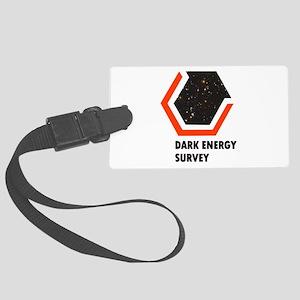 Dark Energy Survey Large Luggage Tag