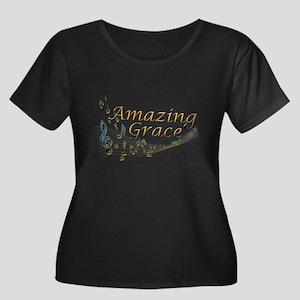 Amazing Grace Plus Size T-Shirt