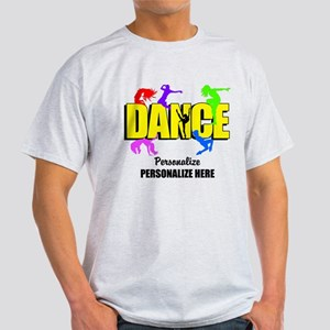 Dance Custom Light T-Shirt