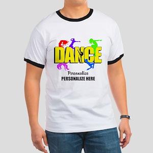 Dance Custom Ringer T