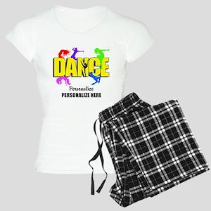 Dance Custom Women's Light Pajamas