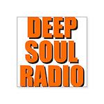 DEEP SOUL RADIO logo Sticker